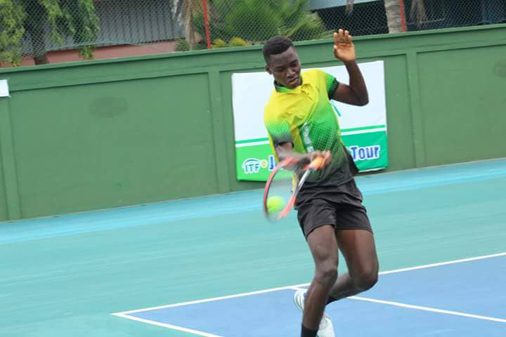 Rising Tennis star Abayomi says no comparison between Togo and Nigeria