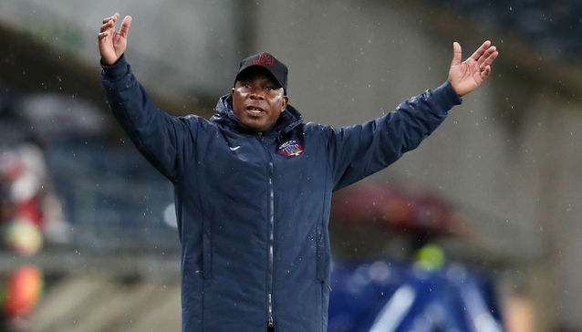 Daniel Akpeyi's Chippa united Manager has been fired