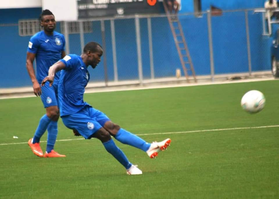 Oladapo disappointed with Enyimba's draw against Lobi