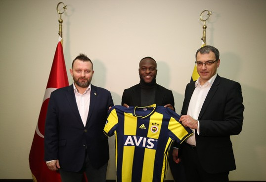 18-month Loan Deal At Fenerbahce