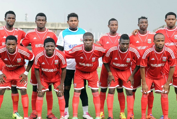 Heartland FC unveils 15 new players