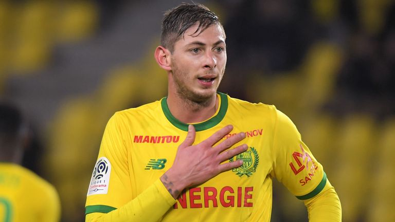 Missing plane? Cardiff City Record Signing Sala has disappeared