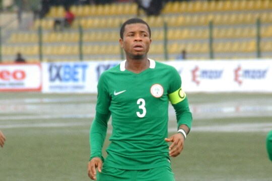 'We will roast Niger Republic', U-20 team skipper declares