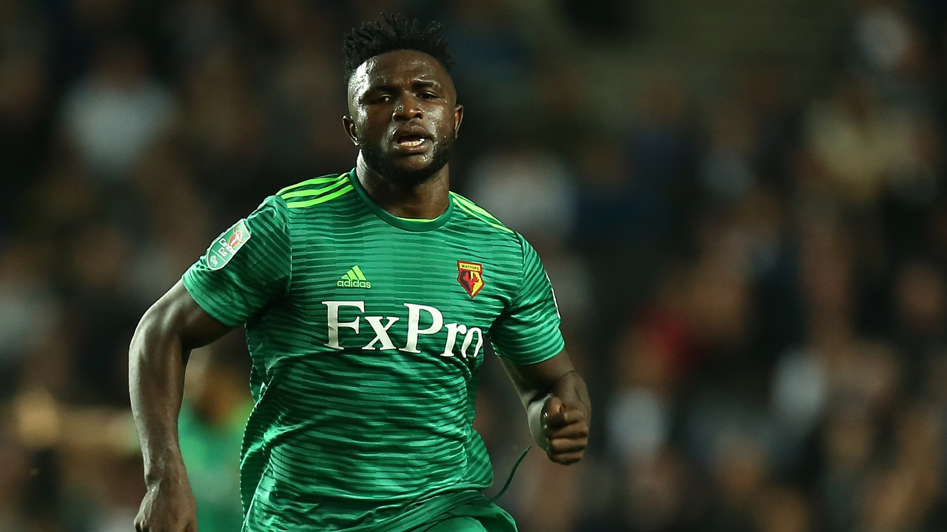 Watford celebrates Isaac Success at 23