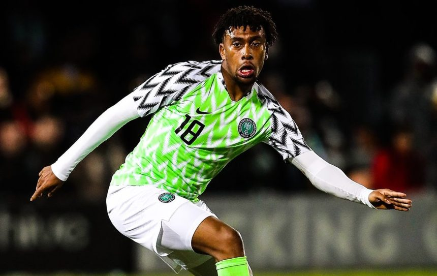 Iwobi, Ighalo, Semi Ajayi hit Super Eagles camp