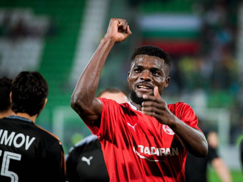Ogu reminds God of 'dream' Arsenal transfer as Boateng completes 'shock' Barca move