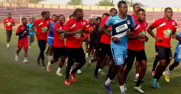 CAF suspends Lobi Stars midfielder John Lawrence for two games