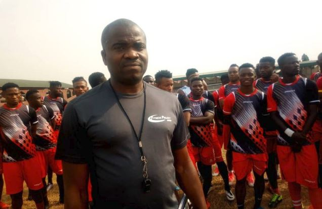 Makinwa wants to win silverware with Abia Warriors