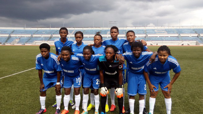 Rivers Angels unlucky in Lagos – Cecilia Nku