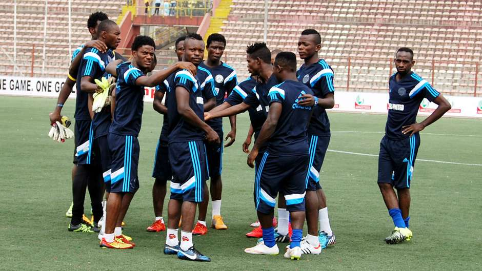 CAFCC: Rivers United Coach Stanley Eguma Eyes Win in Equatorial Guinea