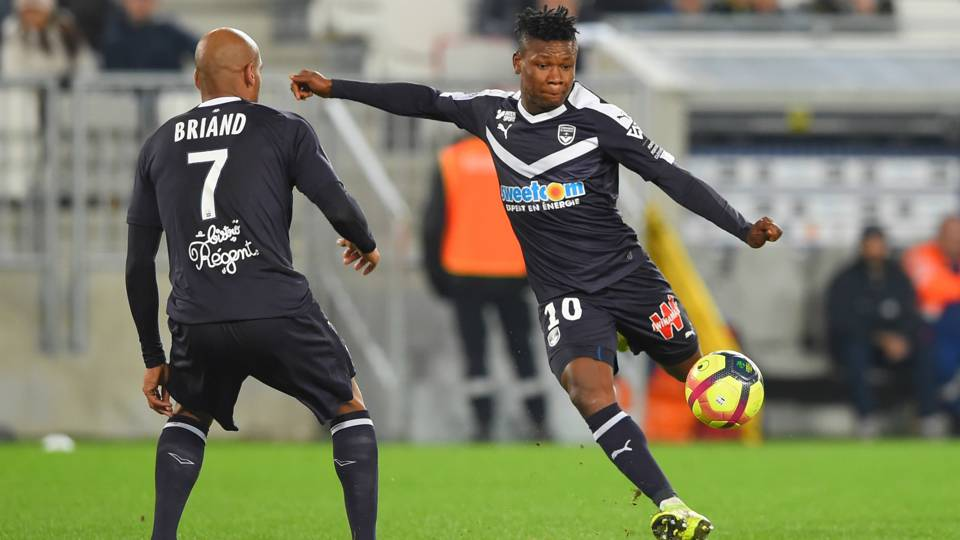 Samuel Kalu ruled out of Marseille Clash due to injury