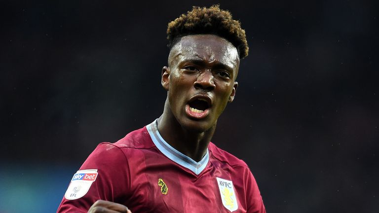 Tammy Abraham set to join Wolves on loan from Chelsea