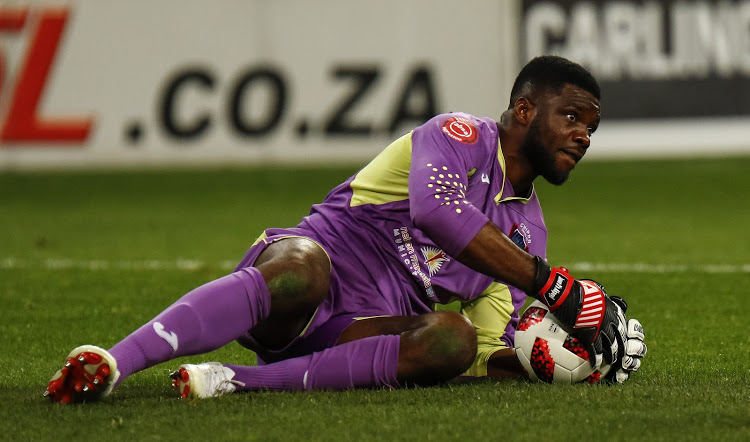 Daniel Akpeyi leaves Chippa United to join Kaizer Chiefs