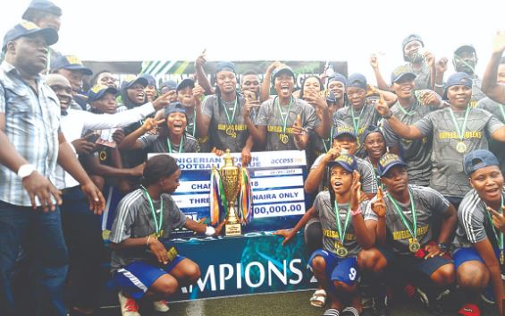 I need materials! Adiku not ruling out Back to back NWPL titles with Bayelsa Queens