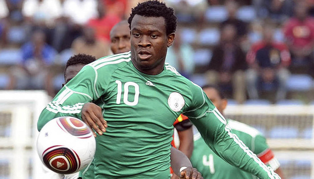 Igiebor won't put money on Eagles reaching 2019 AFCON Final