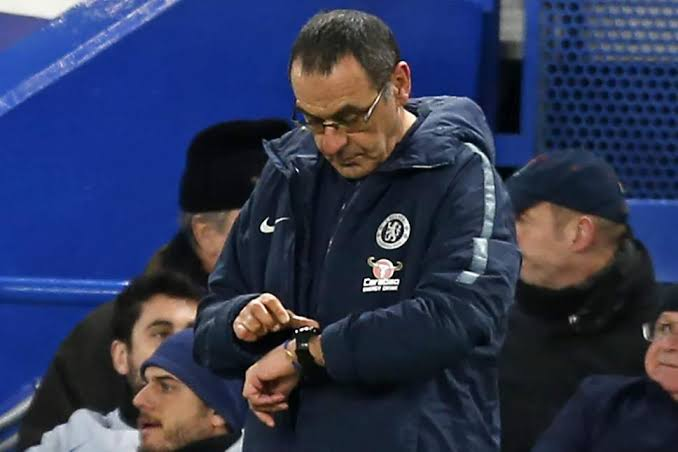 'I'm not worried': Under-fire Chelsea boss Sarri doesn't fear the sack