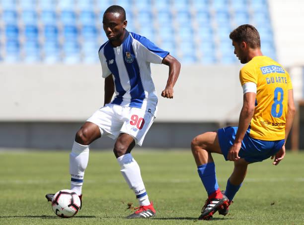 Nwakali happy with development at FC Porto