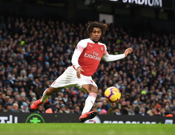 Huddersfield match a must win for Arsenal – Iwobi