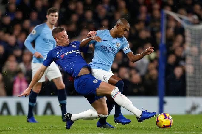 Carabao Cup final: Chelsea meets Man City at Wembley