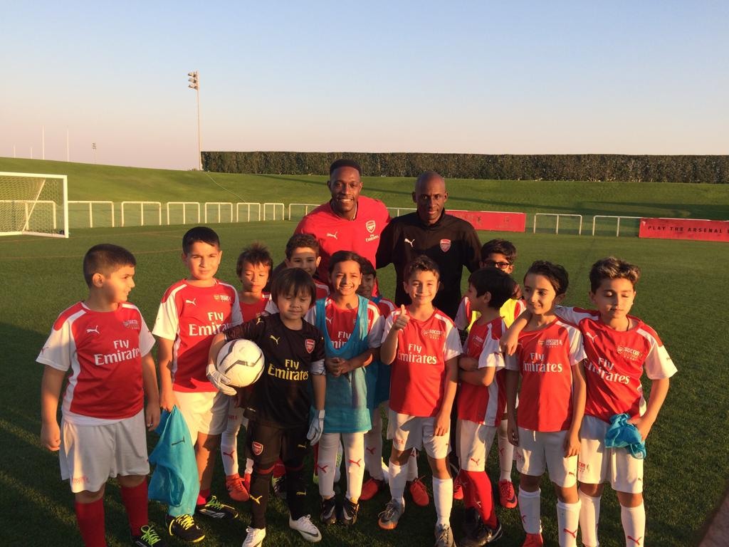 Arsenal appoints former MFM coach Anyanwu as Academy Manager