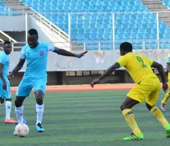 Niger Tornadoes won't go down – Mustapha