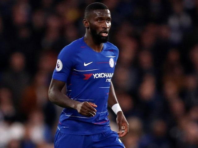 Chelsea team news: Rudiger expected to return vs Man City