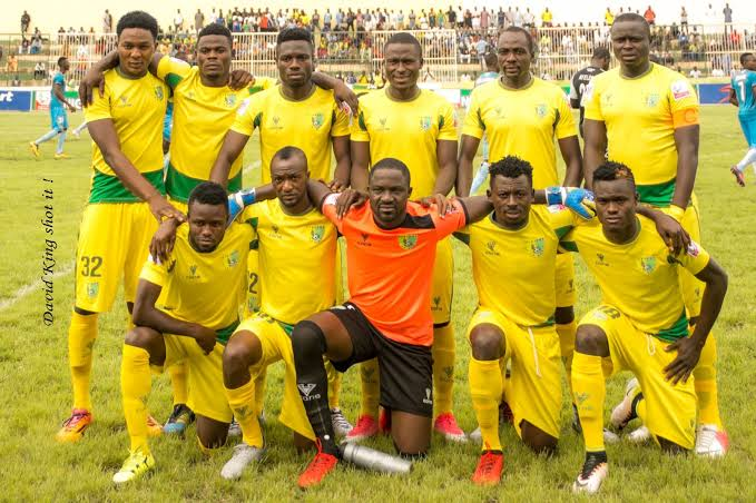 Plateau United accept salary cuts, vow to turn dismal season around