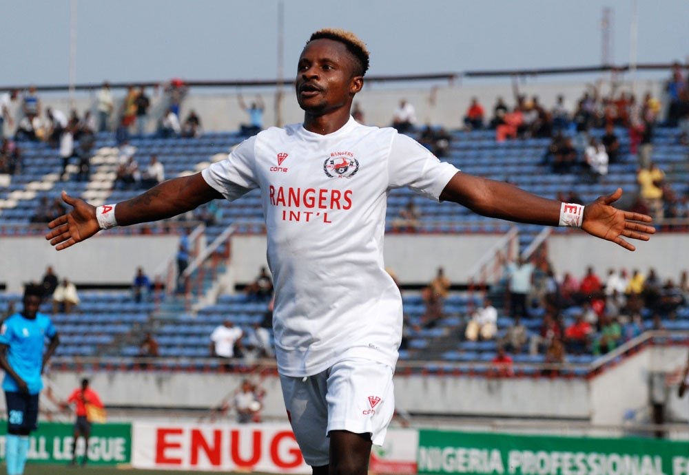 CAFCC: Rangers Int'l beat Burkina Faso club Salitas 2-0