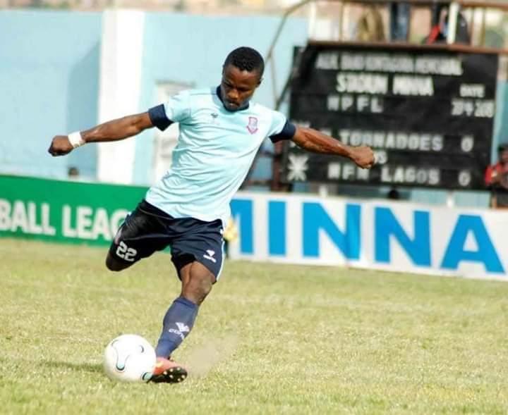 Tornadoes forward Osondu assures fans of victory over Sunshine Stars