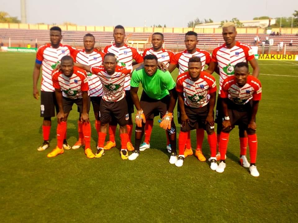 Lobi stars' league ambition still intact – Kayode