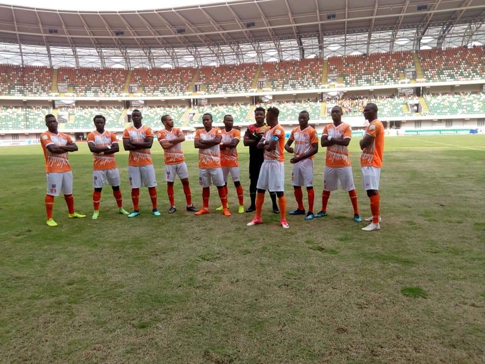 Akwa United record biggest win of the season