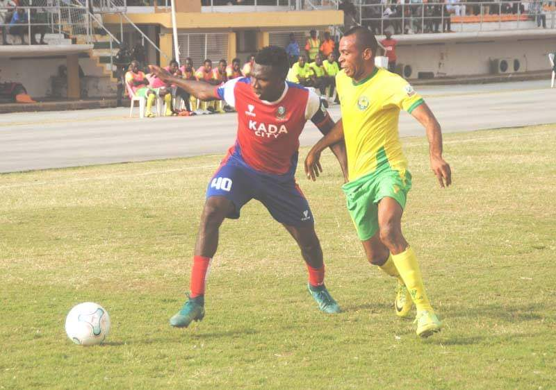 Kada City's win over Plateau United was no fluke, Says Shola Collins