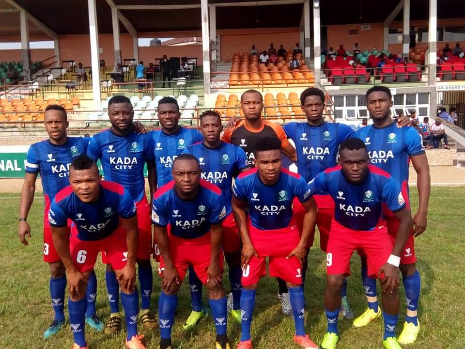 Usman Adams delighted with City's comeback win over El Kanemi