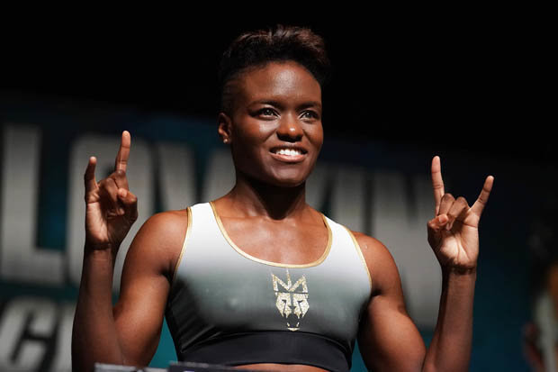 Enduring hard-times as a female boxer – Nicola Adams