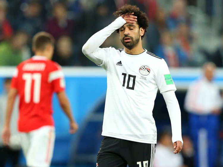 No Salah for Eagles friendly with the Pharaohs