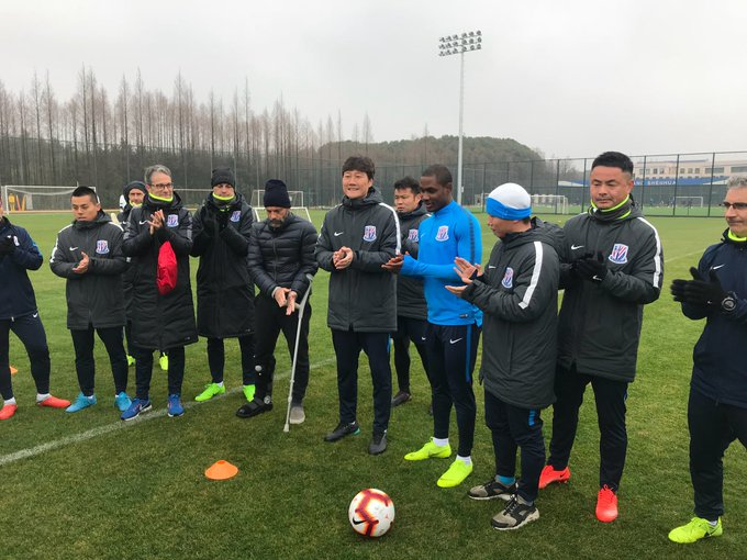 Why I joined Shanghai Shenhua – Ighalo