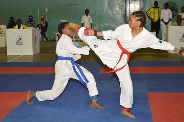 Karate: National champion Godfirst Samson revels in future of Karate