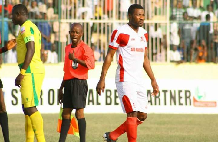 Abia Warriors' Adebayo eyes CHAN Eagles call up