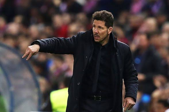 """Football is like hunting""- Diego Simeone"