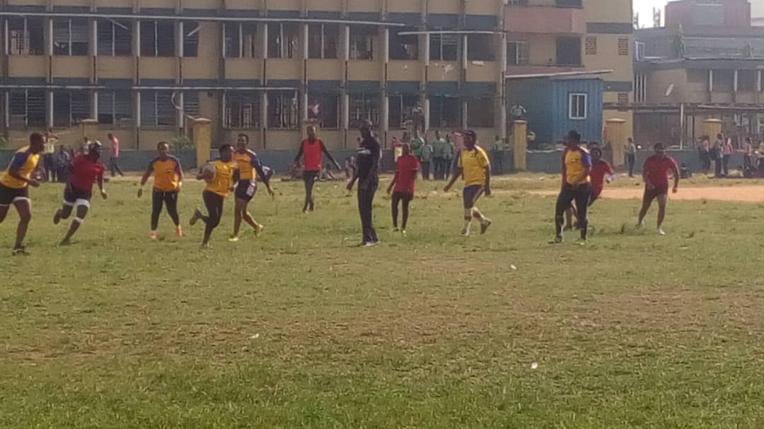 Naija women Rugby don get mouth for Africa