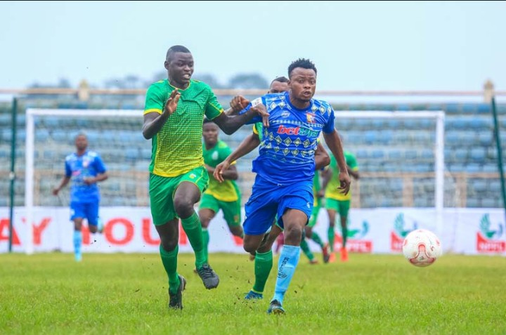 Remo Stars happy to be back home again, Says Bolaji Michael