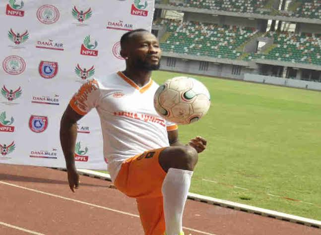 Match made in Heaven! Udoh meant to be with Akwa United
