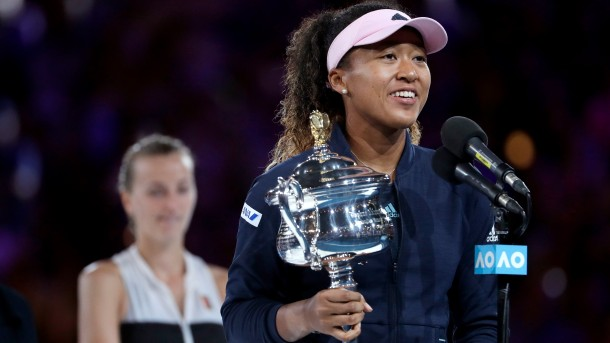 Naomi Osaka fires coach, two weeks after winning Australian Open