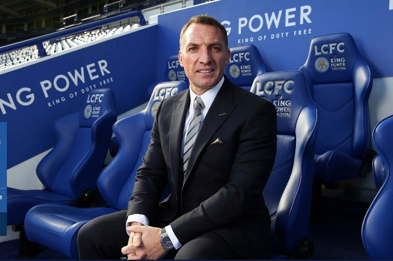 New Manager Brendan Rodgers pledges to 'give his life' to Leicester City