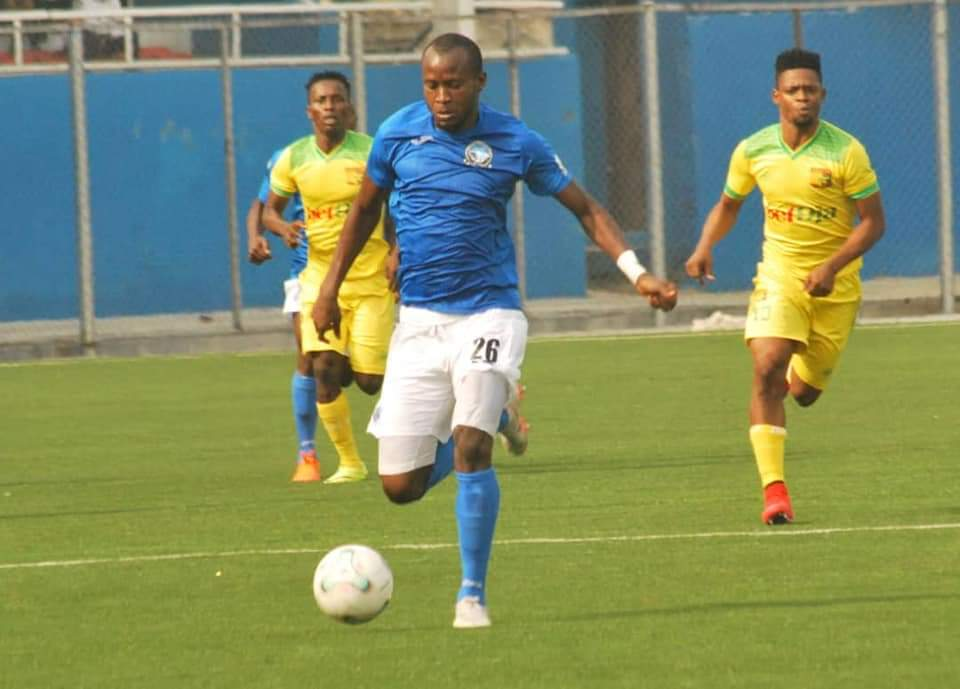 Onuwa scores late to hand Enyimba three points over Remo Stars