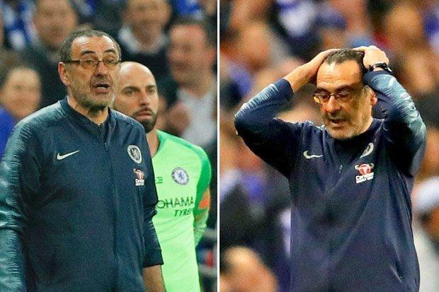 Is Chelsea's Maurizio Sarri the ultimate loser?