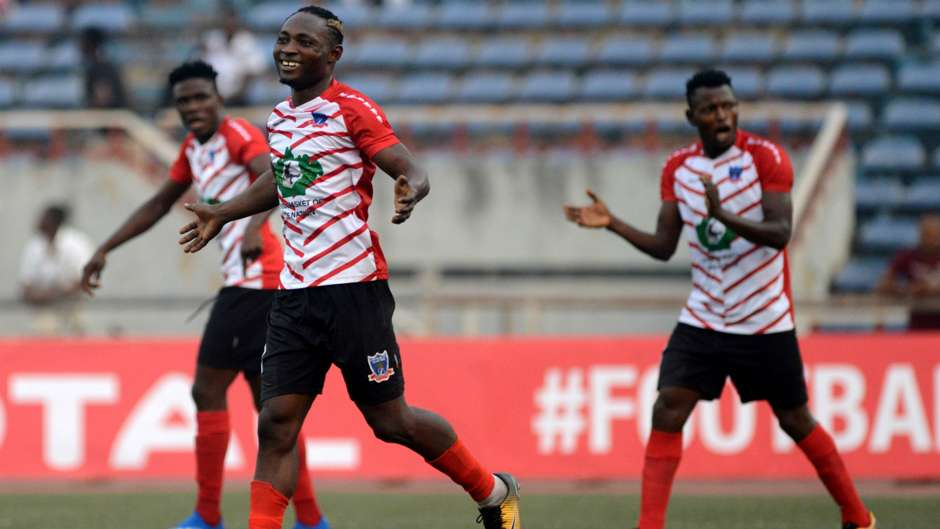 Lobi Stars held Wydad Casablanca to a stalemate in Morocco