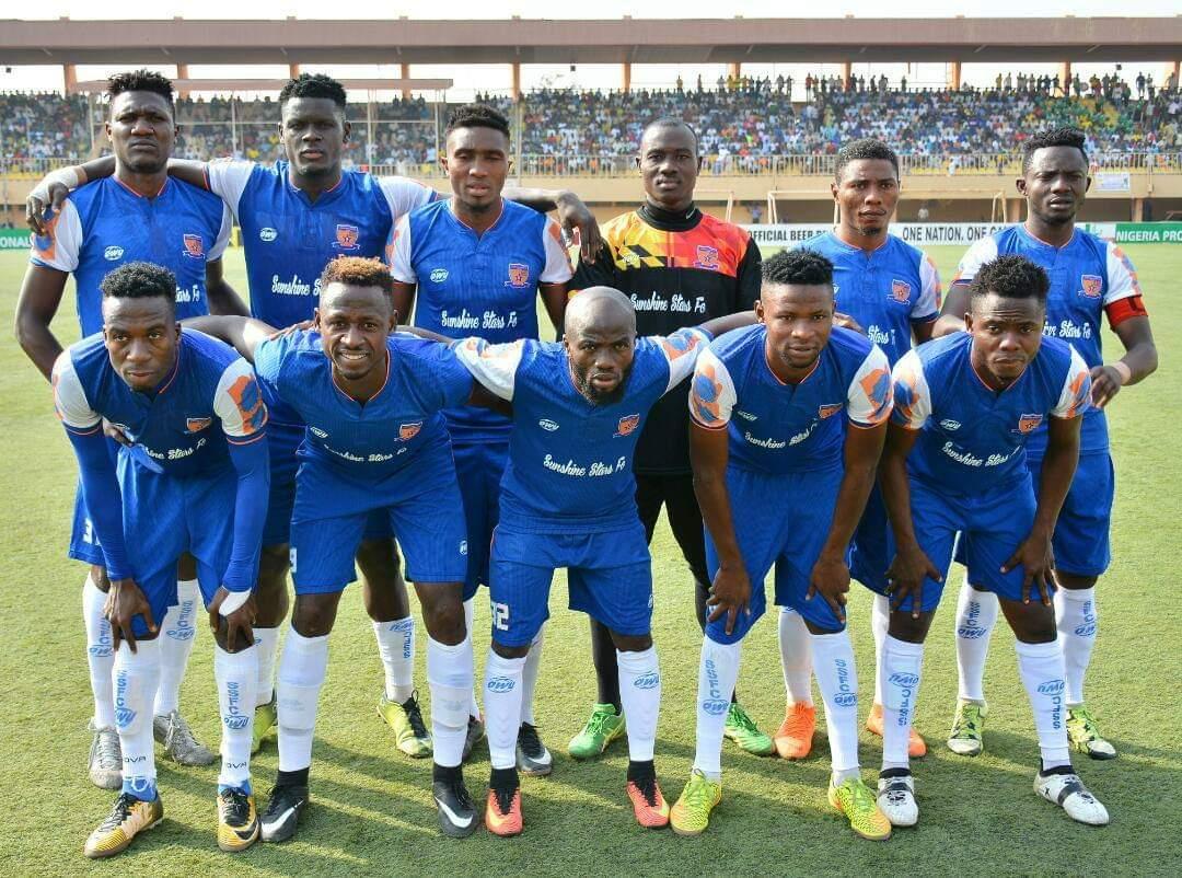 Sunshine Stars goal machine Ekelojuoti admits frustrating return to Agege