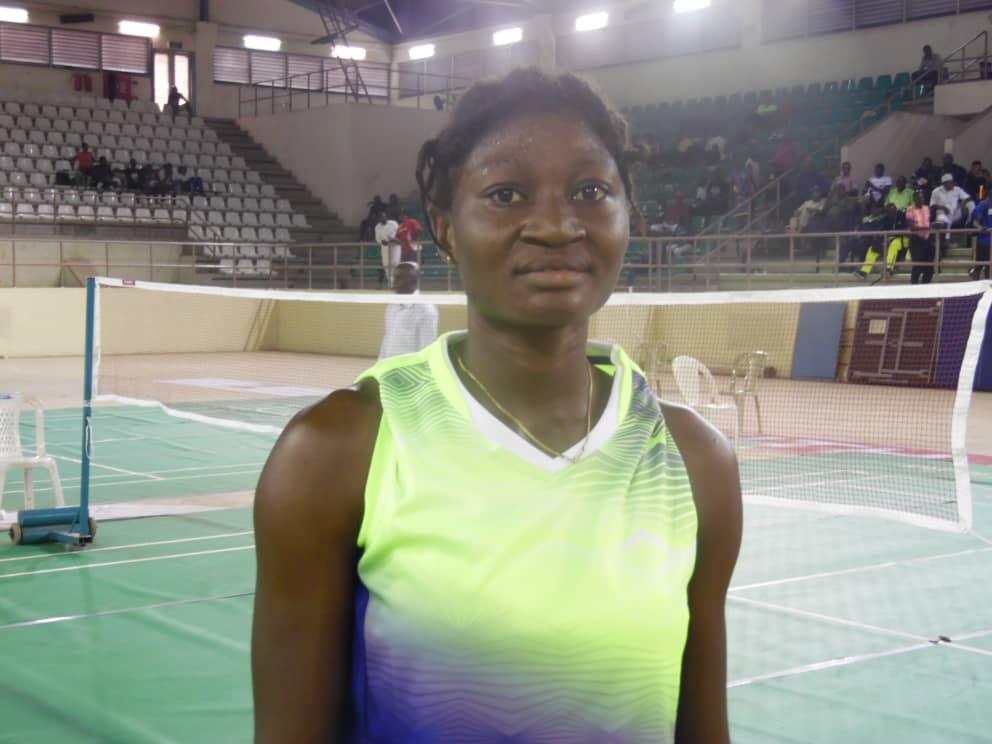 Tokyo 2020 – Africa's No 1 Badminton player Adesokan's dream