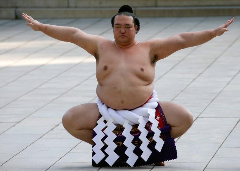JAPAN'S LAST SUMO CHAMPION- The story of Kisenosato 'YOKOZUNA' Yutaka